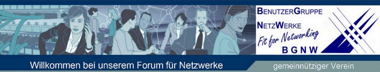 BenutzerGruppe NetzWerke